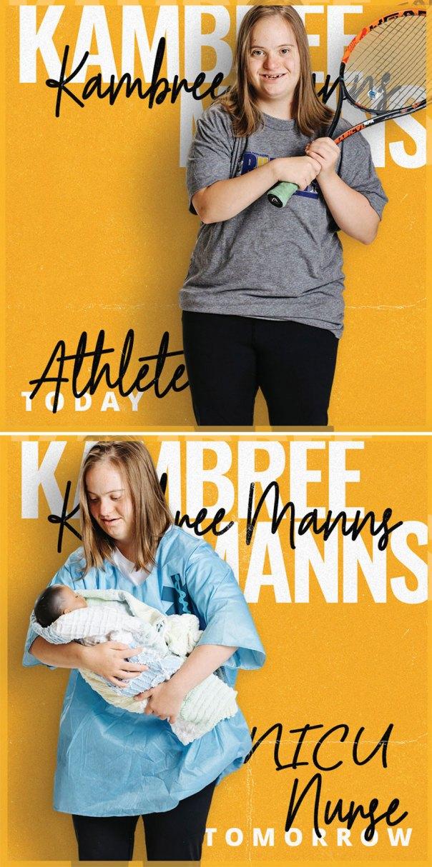 Kambree Manns, NICU Nurse