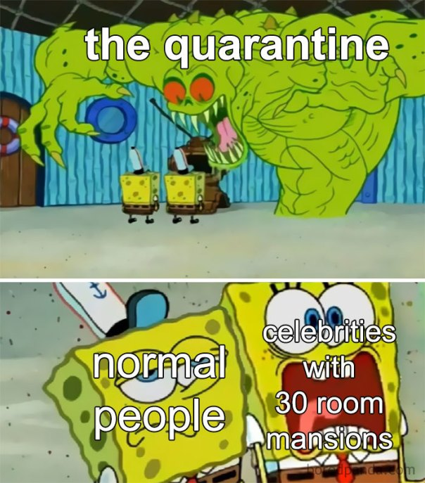 Normal People vs. Celebrities