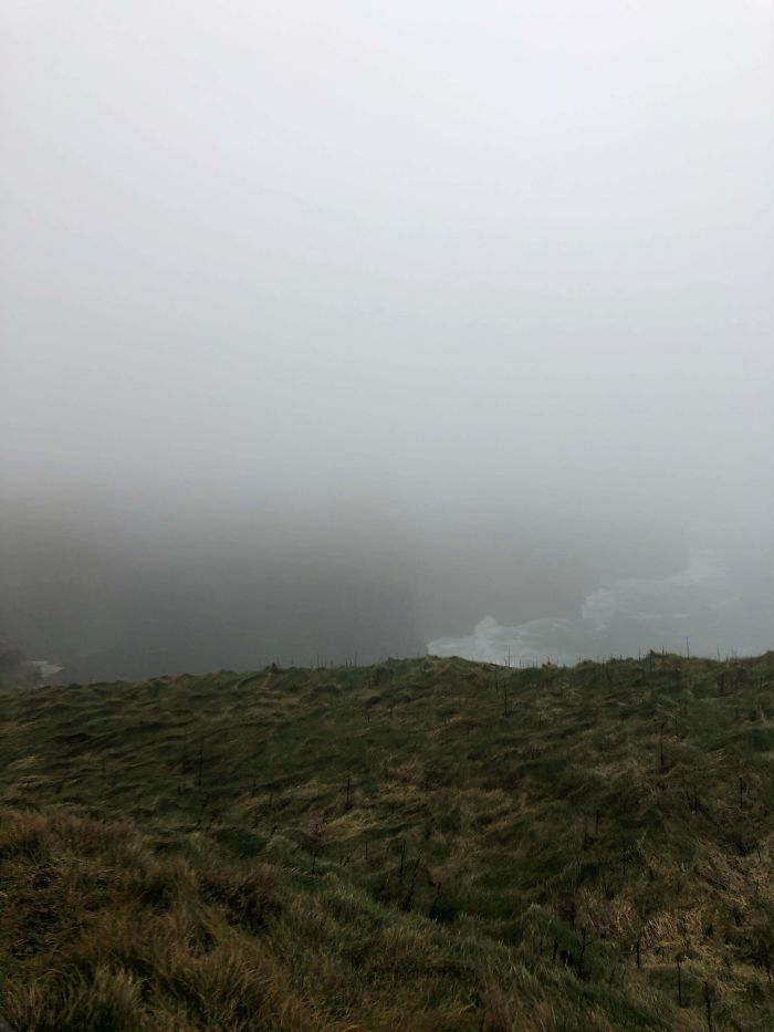 Traveled 4000 Miles From The USA To Ireland To See The Cliffs Of Moher