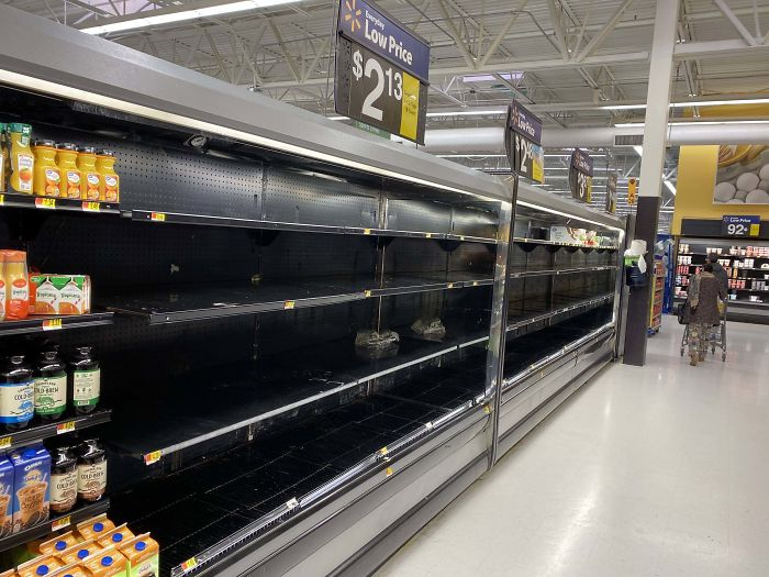 People Are Panic-Buying Eggs Now? You Assh*les Know You Can't Grow Chickens With Those Right?