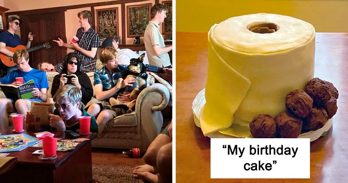People Are Having Birthday Parties In Quarantine And Here Are 30 Of The Funniest Pics Bored Panda