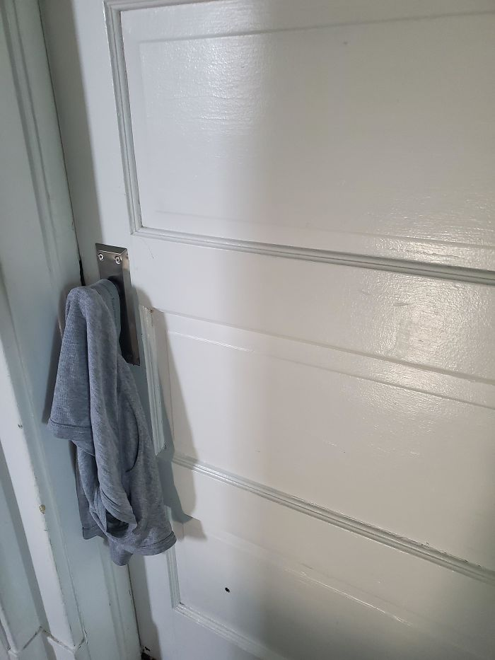 Tired Of Your Kids Barging In While You Try To Get Some Work Done At Home? Underwear On The Doorknob Works Wonders