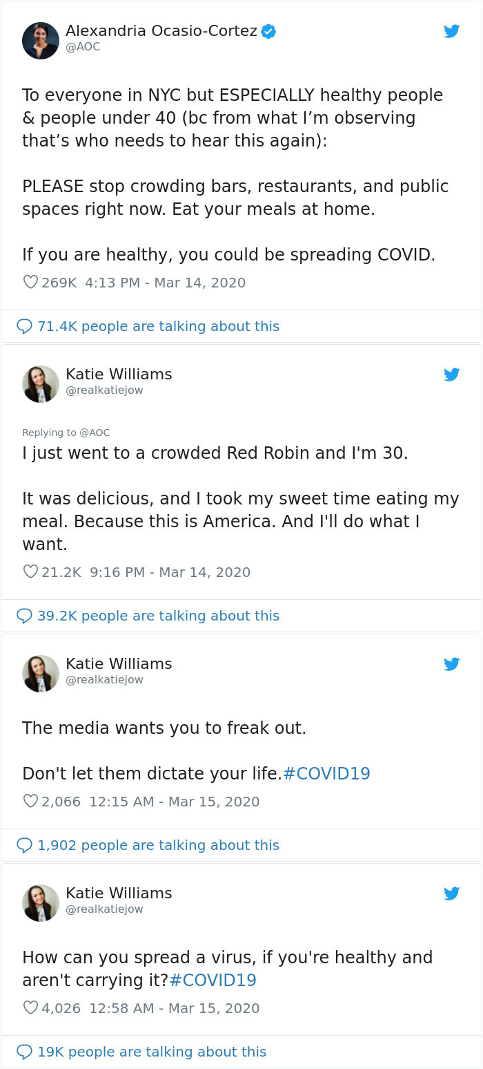 Entitled Woman Goes To Red Robin