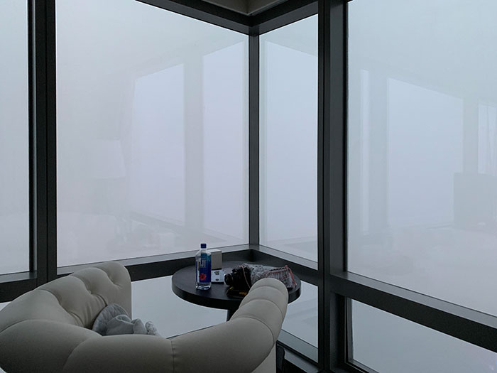"""The View From My 65th Floor """"Grand Times Square View"""" Hotel Room"""