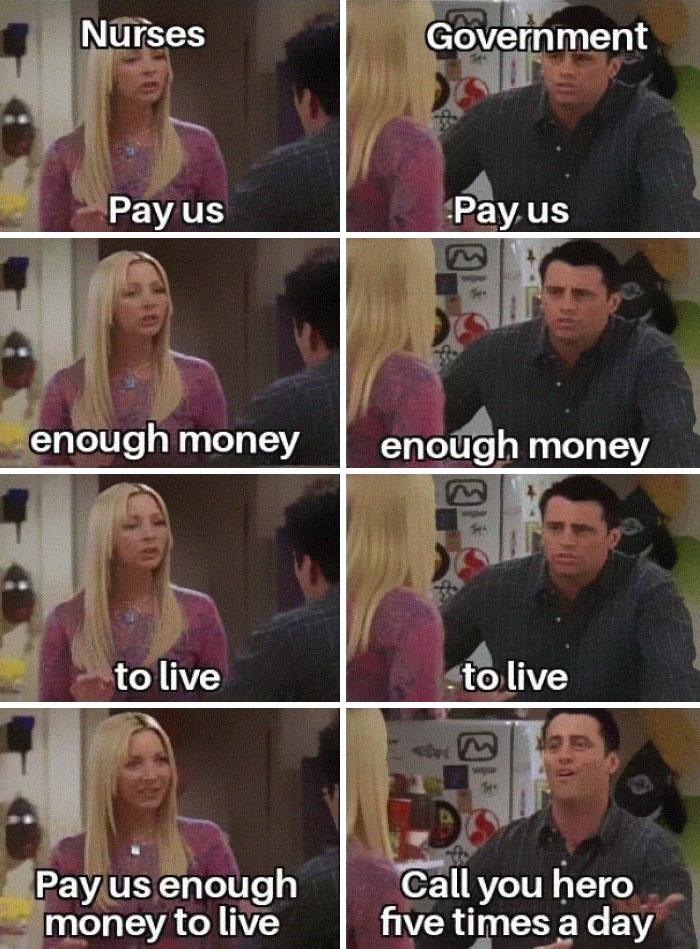 Why Would Heros Need Money?