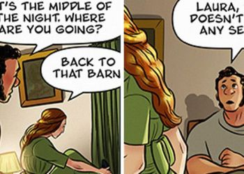 We Create Comics With Dark, Unexpected Plot Twists (3 New Pics)