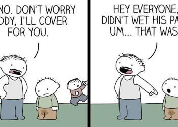 58 Hilarious Comics With Unexpected Endings By Puddlemunch