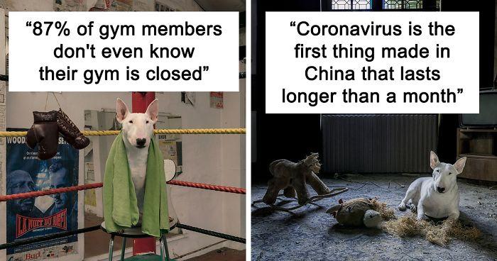 Infodemic Of Fake Coronavirus Info Spreads Throughout Russia