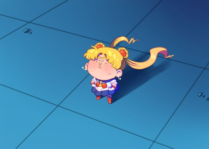Artists All Over Twitter Are Redrawing Sailor Moon In Their Own