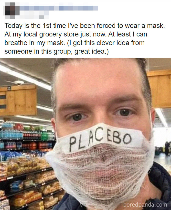 Cheesecloth Placebo