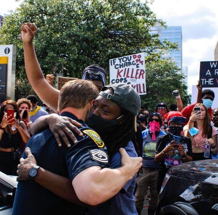 It's Not White vs. Black, Rich vs. Poor, Police vs. Citizens....it's Everyone vs. Racists