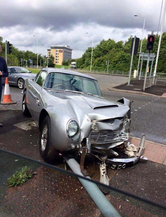 Aston Martin That Was Worth £1.5m.