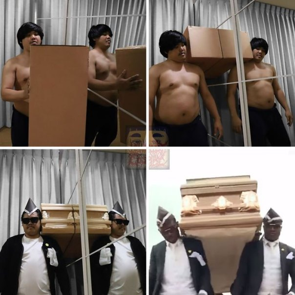Low Cost Cosplay