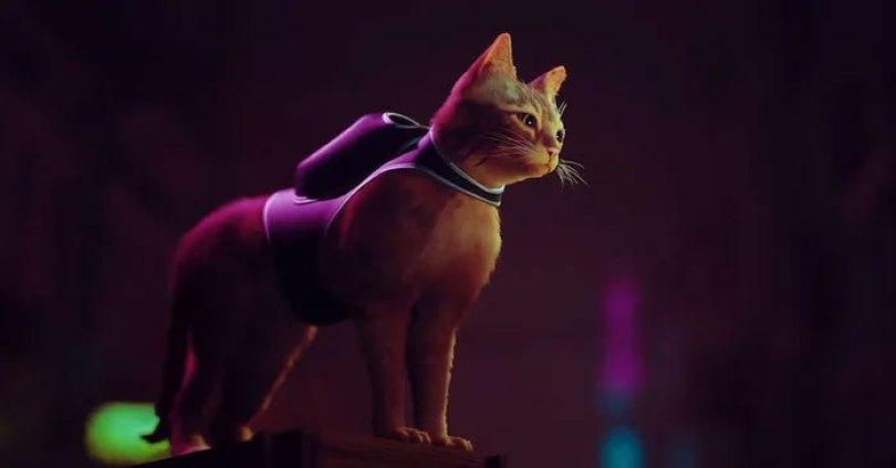 playstation 5 ps5 cybercity stray cat game 5ee712aa02fdb  700 - Novo jogo para PS5 permite que você seja um gato em cidade cybernetica