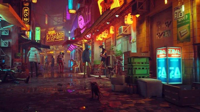playstation 5 ps5 cybercity stray cat game 5ee712aba171a  700 - Novo jogo para PS5 permite que você seja um gato em cidade cybernetica