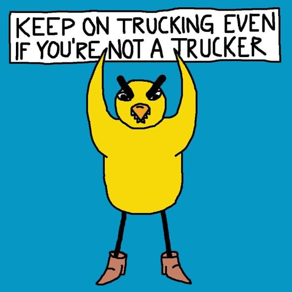 How Do You Call A Mom That Works In The Freight Industry? Mother Trucker