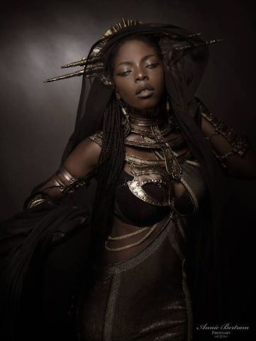 People Post Photos Of Black Women From Fantasy Photoshoots And The Images  Are Stunning (30 Pics) | Bored Panda