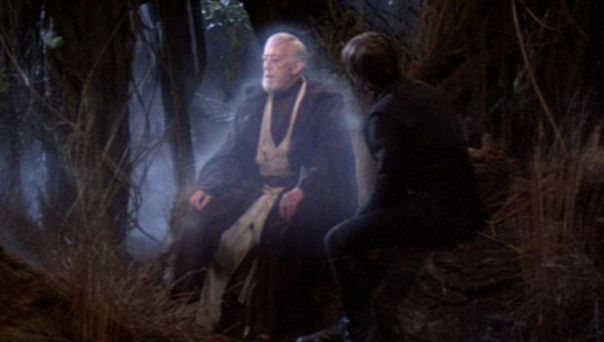 In Return Of The Jedi (1983) Obi Wan Tells Luke That He Has A Sister, And Luke Correctly Guesses It's Leia. This Is Because There's No Other Women In The Original Trilogy So It Was An Easy Guess