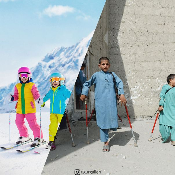 Children Are Children First - Skiing