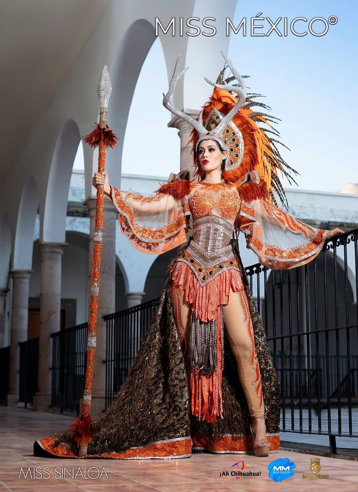 Miss Sinaloa, Elizabeth Vidaña