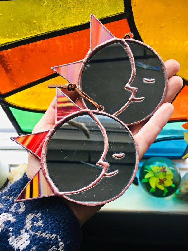 Sun & Moon Mirrors