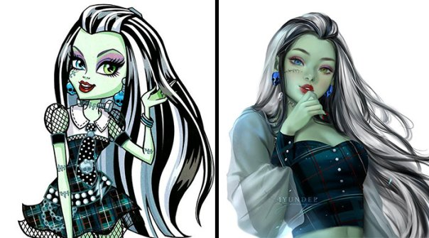Frankie Stein (Monster High)