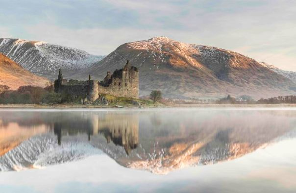 Historic Britain Commended: Gavin Crozier, 'Kilchurn Castle', The Highlands