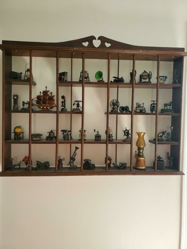 My Grandfather's Pencil Sharpener Collection I Inherited