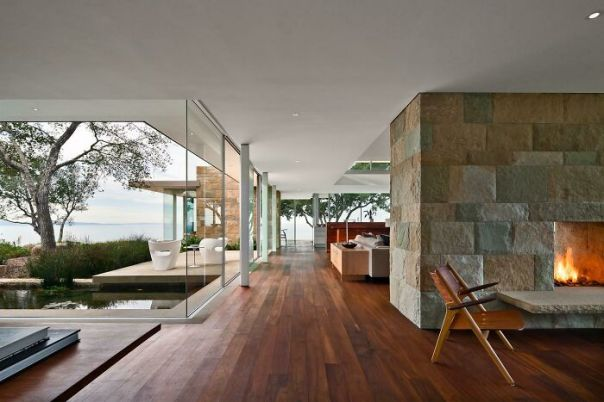 Beautiful Glass House With Panoramic Views Of The Pacific | Carpinteria, California