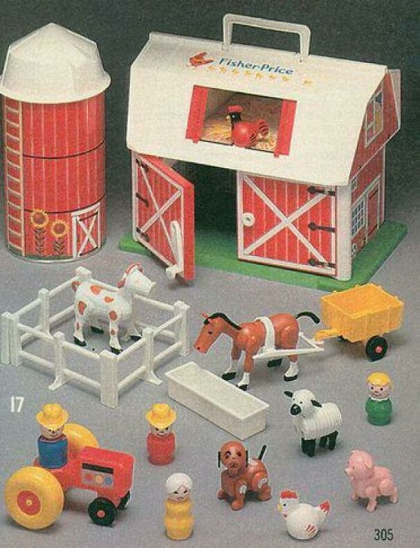 Fisher Price Farm