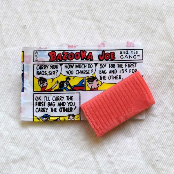 Bazooka Joe Gum