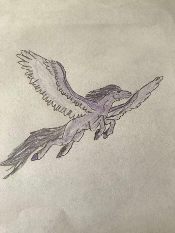 I Just Made This And I'm Just Gonna Say It's A Night Pegasus