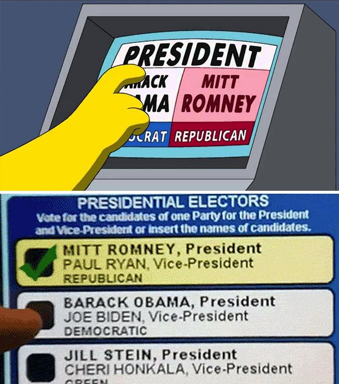 Faulty Voting Machine