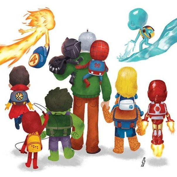 Marvel (Excelsior Family)