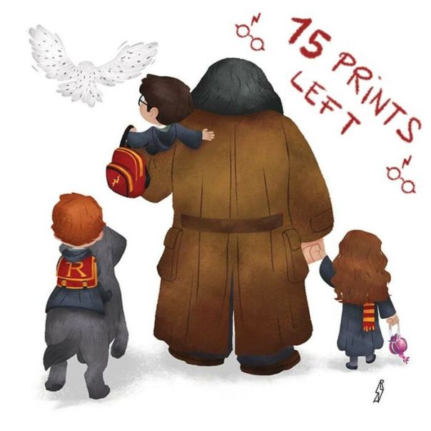 Harry Potter (Wizards Family)