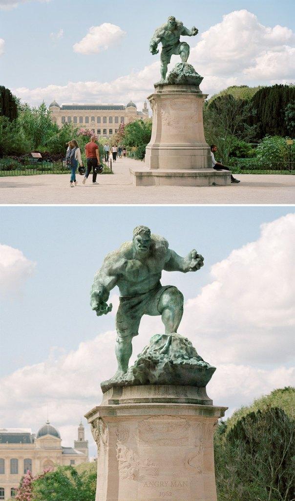 Angry Man (The Incredible Hulk)