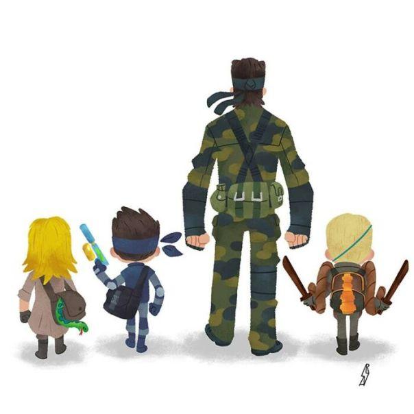 Metal Gear (Snake Family)