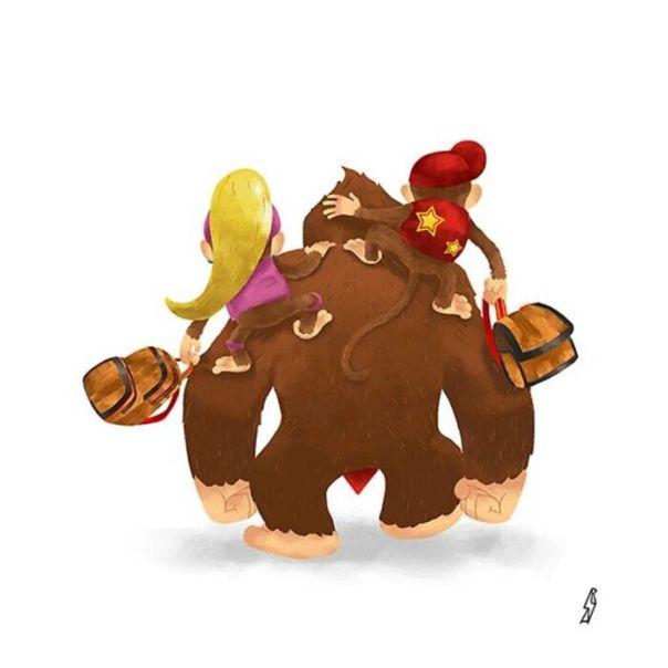 Donkey Kong (Kong Family)