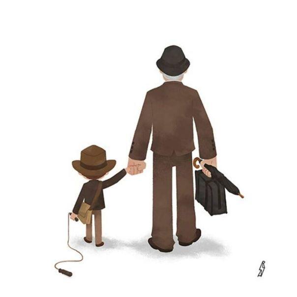 Indiana Jones (Jones Family)