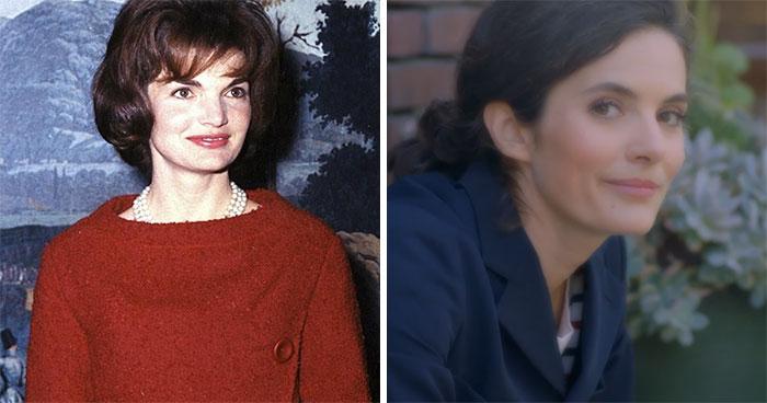 Jacqueline Onassis And Rose Schlossberg