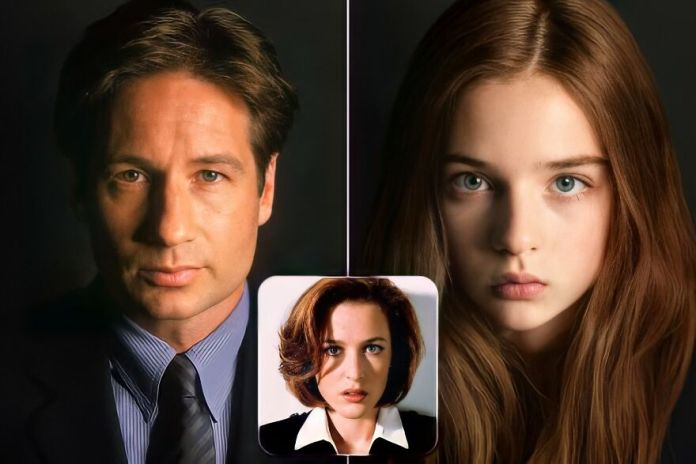 Fox Mulder And Dana Scully (The X-Files)