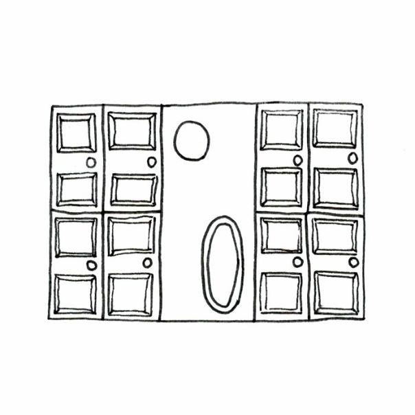 Doors With Mirror