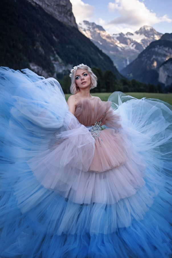 I Create Magical Portraits In The Swiss Alps