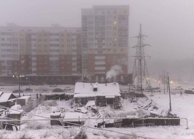 Photographer Alexey Vasiliev shows the daily life of Russias coldest region 6037554652f91  880 - Qual a menor temperatura já registrada na Terra?