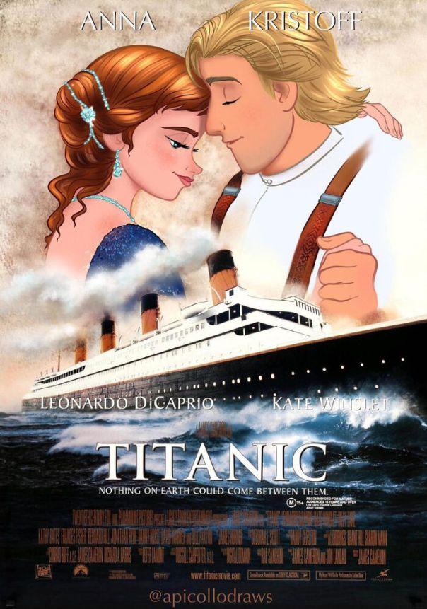 Movies-TV-Posters-Reimagined-Disney-Characters-Alex-Pick-Apicollodraws