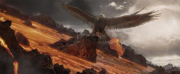 Why Didn't They Just Fly The Eagles To Mordor In The Lord Of The Rings Trilogy?