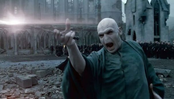 Why Did Voldemort Not Just Shoot Harry In Harry Potter?