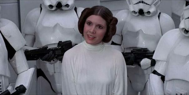 Why Didn't Vader Sense That Leia Was His Daughter In Star Wars: A New Hope (Episode Iv) 1977?