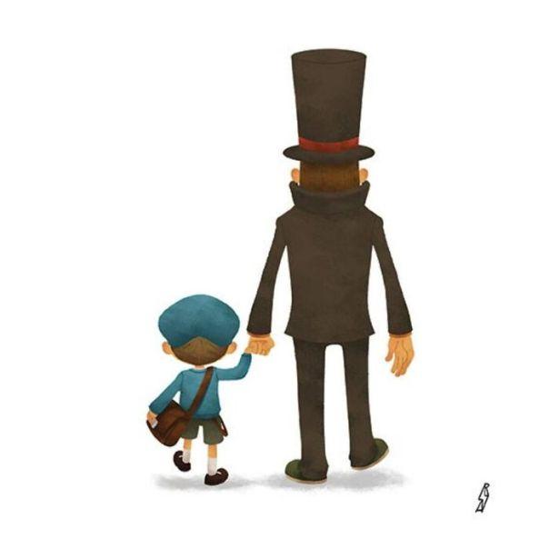 Gentlemen Family