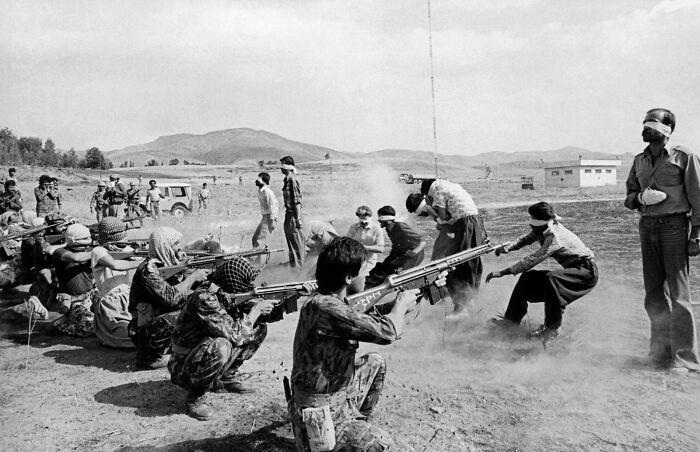 "1980 ""Firing Squad In Iran"""